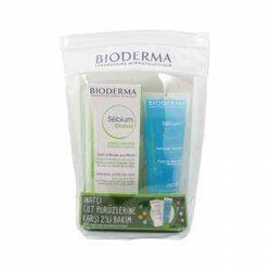 Bioderma - Bıoderma Sebium Foaming Gel 45 ml+ Sebium Global 30 ml