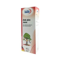 - Eurho Vital Zink Plus 200 ml Juice