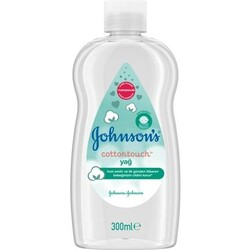 - Johnson's Baby Cotton Touch 300 ml Bebek Yağı