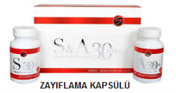 Cosmo Group - S&A 30 Days Natural Herbal Capsules